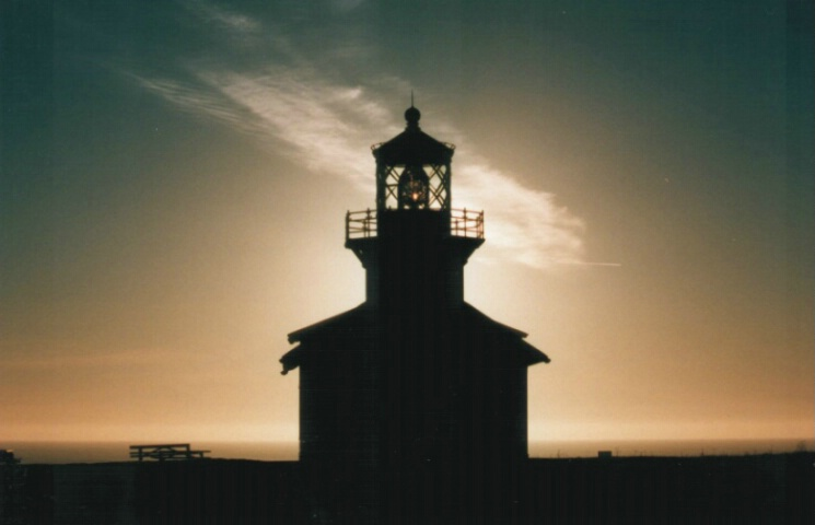 Lighthouse at the last minute