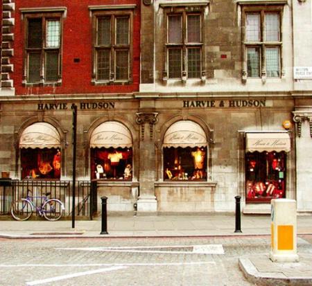 London Storefront