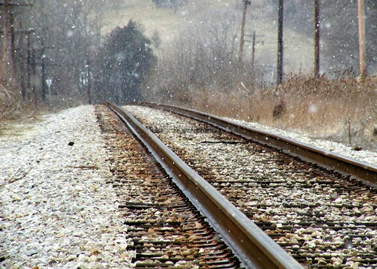 Winter's Journey to Somewhere
