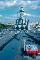 USS North Carolina in Wilmington, NC