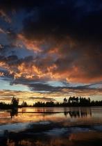 Sunset Reflection 2