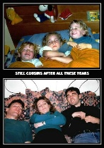 Still Cousins After All These Years