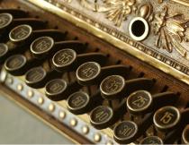 Antique Cash Register Keys