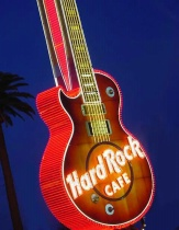 Hardrock sign