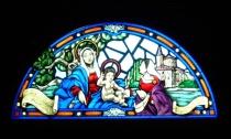 Church -Glass Window