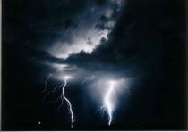 Storm on the Prairies