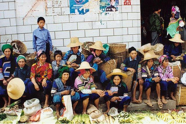 Minorities in market - South China