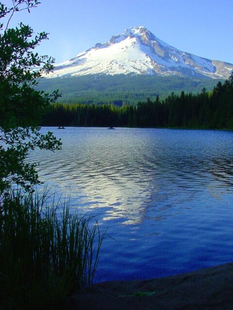 Mt. Hood Reflections
