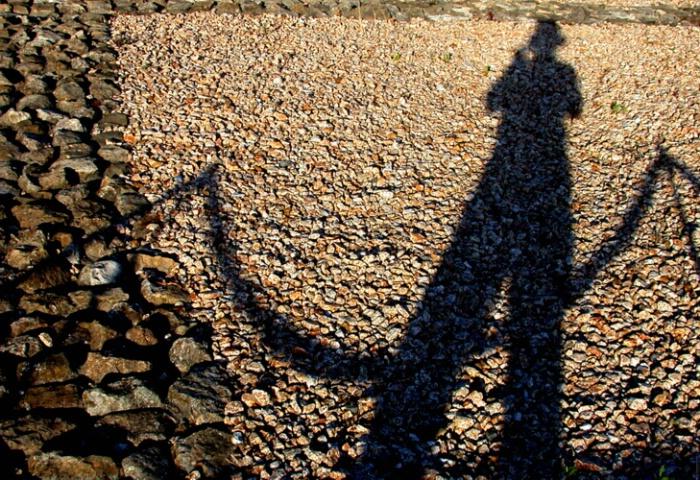 Framed Shadow