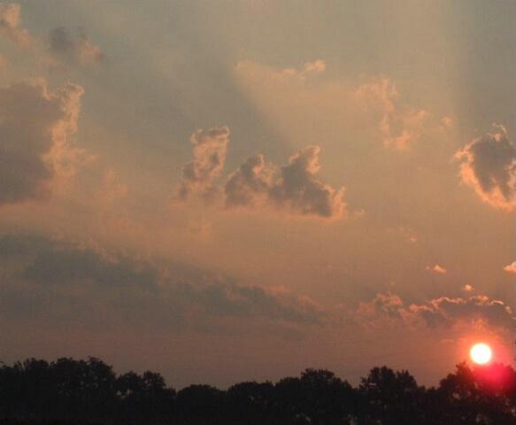 Same sunrise