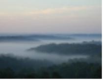 Sunrise Fog 1