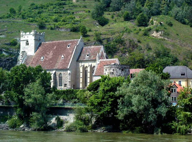 Turrets and Towers in the Wachau 2