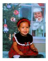 KEELEY'S 2ND CHRISTMAS