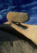 Balancing Desert Rock