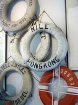 Life Savers -- Maritime Museum, Monterey, CA