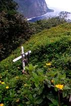 Waipio Valley Overlook Memorial