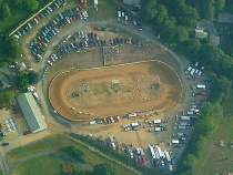Borgers Speedway on a Saturday evening!
