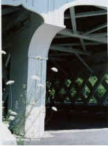 Covered Bridge Upclose