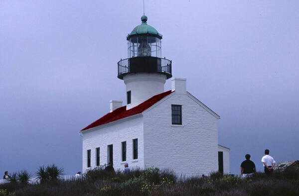 Old Lighthouse at Point Loma