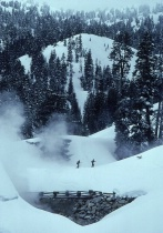 Skiers in Cascades 2