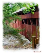 Josiah Hess Covered Bridge
