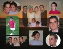 Cousins collage