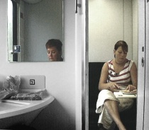 Travelling by train #III