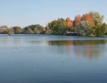 Kaufman Lake