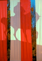 Shadow of old glory...