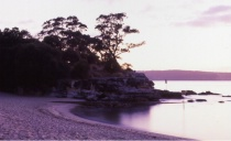 Sunrise at Balmoral