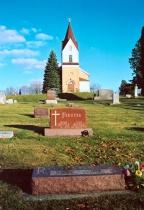 Church & Cemetery