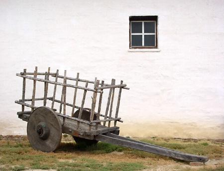 Wagon and Window