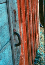 The OldShed Handle