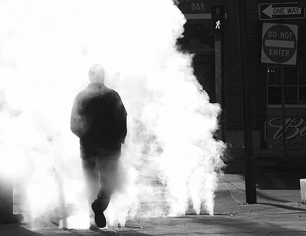 Steam Stepping