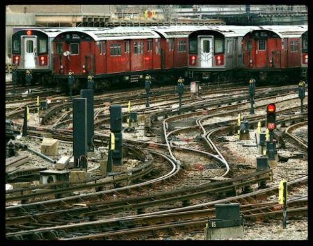 Subway Yard