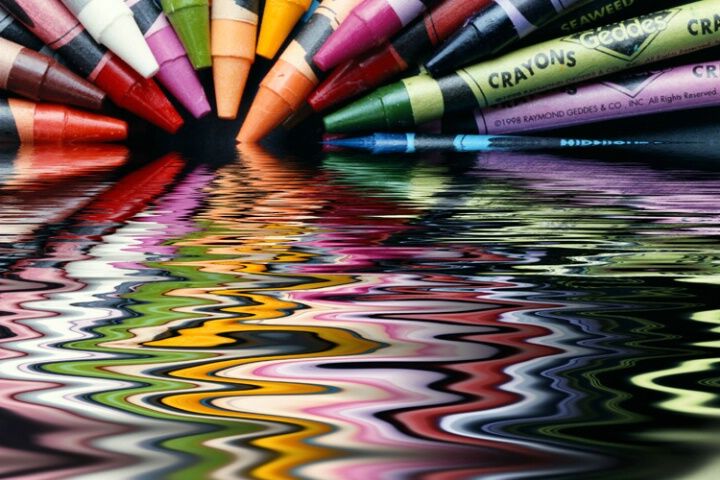 Crayon Meltdown