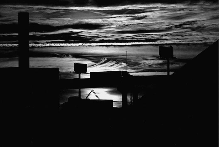 Urban Sunset 2 - ID: 65818 © John D. Jones