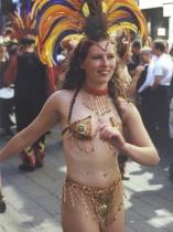 Carnival girl, Copenhagen