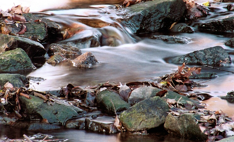 Flowing Slowly