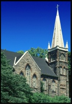 Church at Harpers Ferry