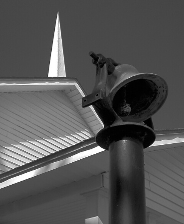 Steeple and Bell