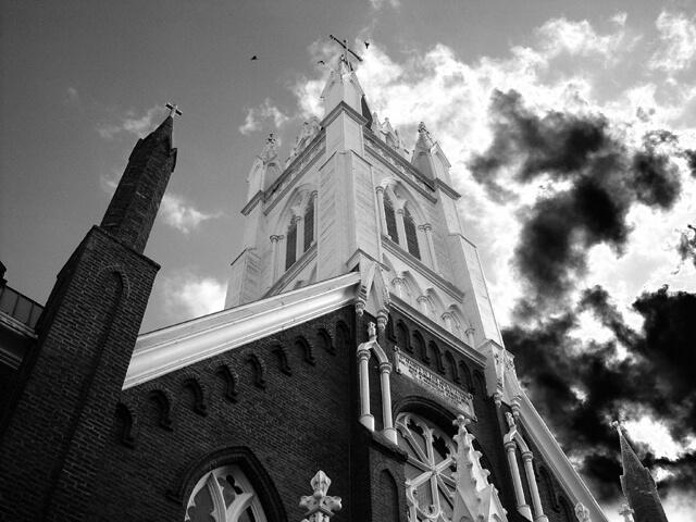 1867 Virginia City Church