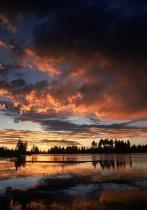 Sunset Reflection 2a