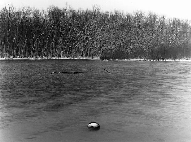 Winter Lake - ID: 91736 © Farrin Manian