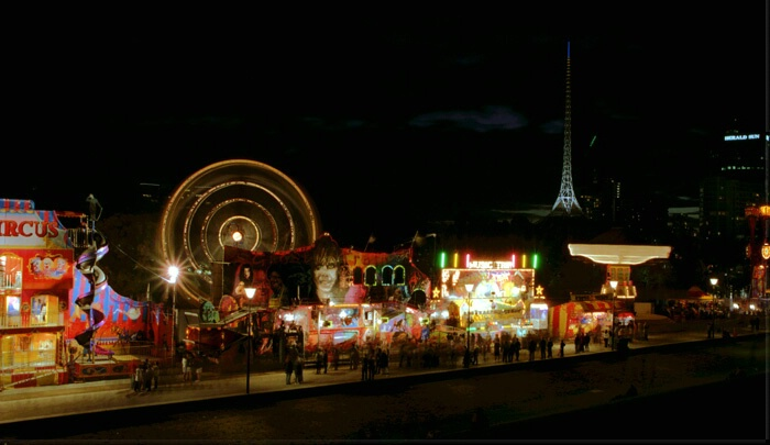 More of the Melbourne Moomba Carnival