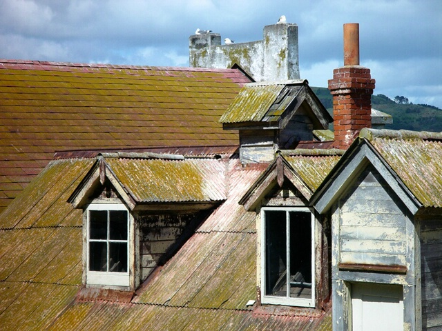 Alcatraz4 - Roof and Windows