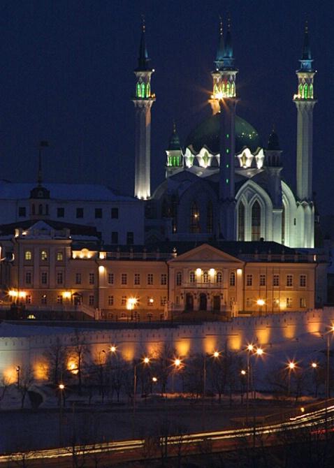 Kazan Kremlin - ID: 108463 © Jim Miotke