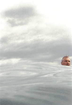 The Man In The Sea