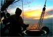 Sailing with Sara...