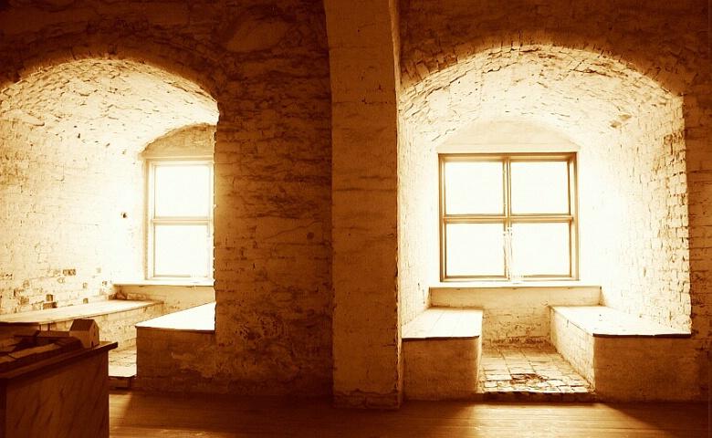 Medieval Windowseats
